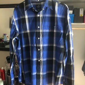 AE Men's Button Up